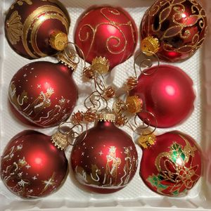 Glass Christmas ornaments for Sale in Chandler, AZ