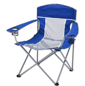 Ozark Trail XXL Comfort Mesh Chair, Blue Color, A6-201 for Sale in St. Louis, MO