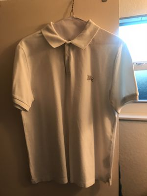 Burberry shirt for Sale in Fort Lauderdale, FL