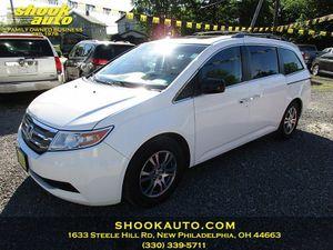 2012 Honda Odyssey for Sale in New Philadelphia, OH