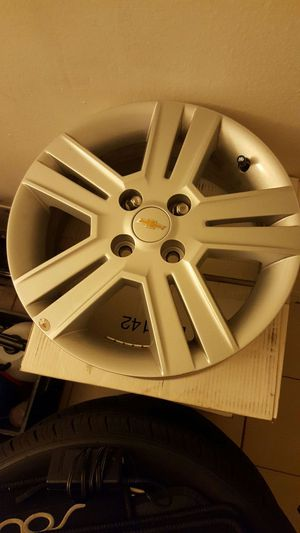 Chevy spark rims 2016 for Sale in New York, NY