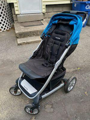 Nuna Stroller Mykonos Blue for Sale in Arlington, MA