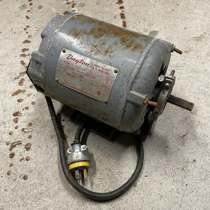 Dayton 1/3 HP Electric Motor for Sale in Mount Laurel Township, NJ