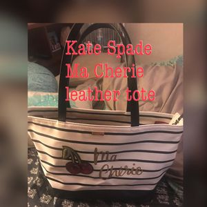 Kate Spade Ma Cherie tote-Never Used! for Sale in Columbus, OH
