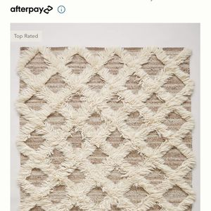Selling Anthropology Beautiful 11x9ft Rug for Sale in Washington, DC
