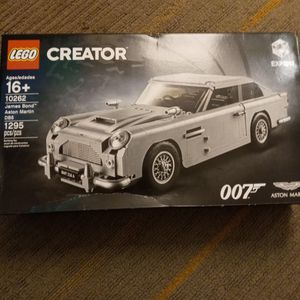 LEGO'S James Bond Aston Martin for Sale in Sunnyvale, CA