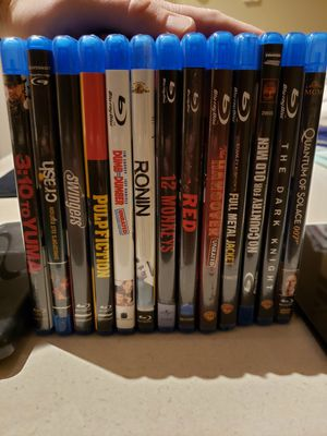 Assorted Blu-ray DVD for Sale in Mesa, AZ