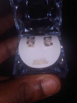 Surgical Steel Post 14k Gold Earrings for Sale in Oxon Hill,  MD