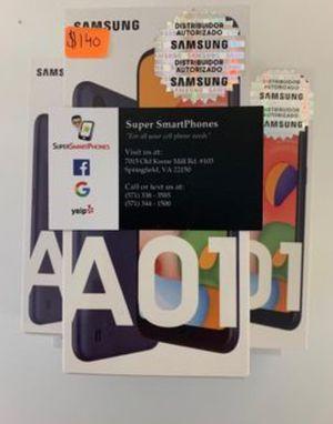 Samsung Galaxy A01 (New) for Sale in Vienna, VA