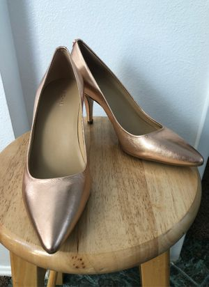 Michael Kors high heel shoes size 8M for Sale in Menifee, CA
