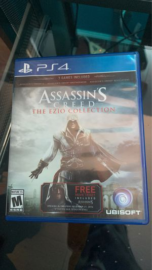 Assassins Creed The Ezio Collection Remastered for Sale in Davie, FL