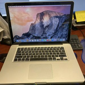 "Macbook Pro 15"" Laptop for Sale in Marietta, GA"