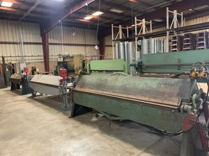 Commercial Sheet Metal Shop Closing After 33 Years for Sale in Stockton, CA
