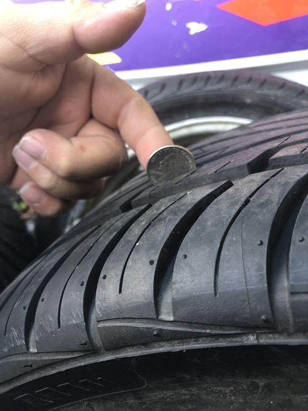 Tires W/ Rims