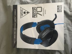 Turtle beach recon 70 gaming headset for Sale in Silver Spring, MD