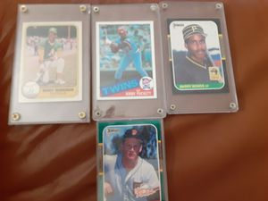 Baseball Cards*Stars&Rookie for Sale in Hayward, CA