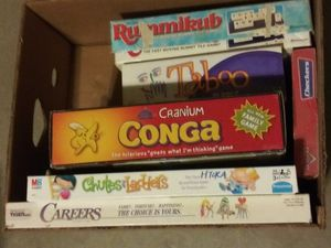Assorted Games for Sale in Tulsa, OK