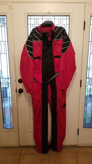 Triumph Triple Connection Motorcycle Racing Suit for Sale in Las Vegas, NV