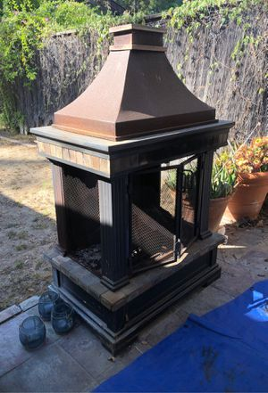 OUTDOOR FIREPLACE for Sale in Fullerton, CA