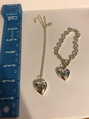 2 letter D lockets for Sale in Woodbridge, VA