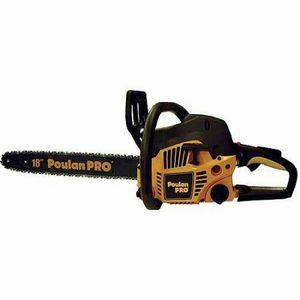"Poulan Pro Gas CHAINSAW 18"" for Sale in Alexandria, VA"