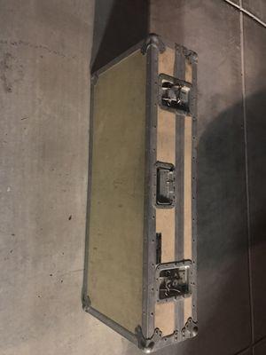 Anvil heavy duty road case for Keyboard, music gear, etc. for Sale in Las Vegas, NV