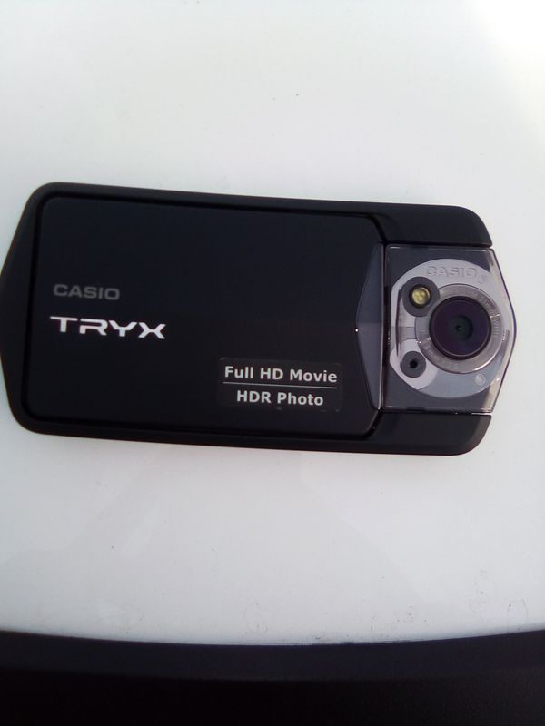 Tryx Casio Camera/Camcorder