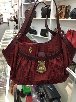 Fendi bag & wallet for Sale in Houston, TX