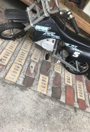 Electric dirt bike kids for Sale in Tampa, FL