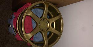 18x8 xxr wheel 5x116 bolt pattern for Sale in Nashville, TN