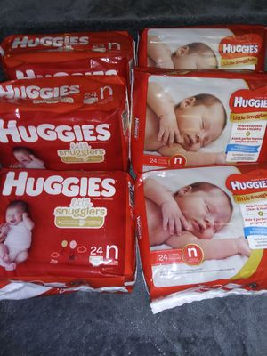 Huggies diapers, and Pampers brand for Sale in Largo, FL