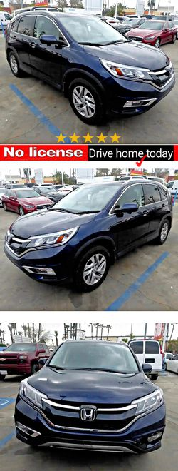 2015 Honda CRVEXL 2WD for Sale in South Gate,  CA