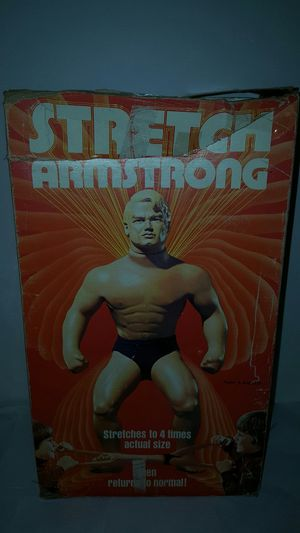 Vintage 1976 Kenner Stretch Armstrong stretch action figure for Sale in Brooklyn, NY