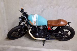 1989 Suzuki GS 450 Cafe Racer Motorcycle for Sale in San Diego, CA
