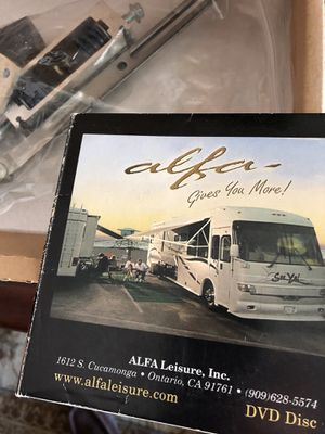 Alfa motorhome front Door lock kit brand new Class A diesel pusher for Sale in Laughlin, NV