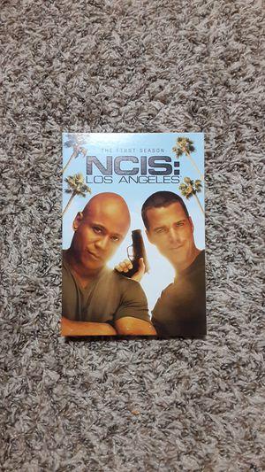NCIS :Los Angeles season 1 dvd series for Sale in San Antonio, TX