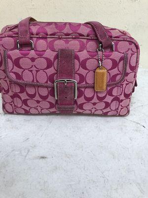 Coach purse for Sale in Pasadena, TX