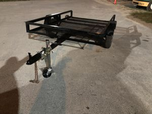 Utility trailer 8'x 5' great conditions for Sale in Hialeah, FL