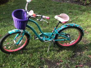 """20"""" Girl's Gorgeous Electra Sweet Ride"""" bicycle. for Sale in Cliffside Park, NJ"""