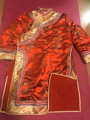 Chinese New Year Girls Jacket (size 6/7) Kids Clothing for Sale in Seattle, WA
