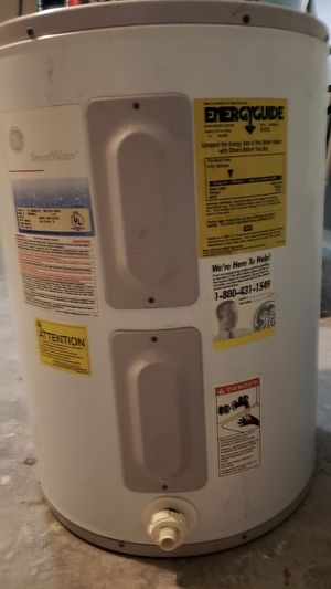 GE Smart water heater for Sale in Miami, FL