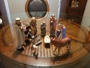 Porcelain Nativity Scene, Hummel Figurines for Sale in Lake Wales, FL