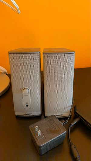 Bose audio for Sale in Mount Prospect, IL