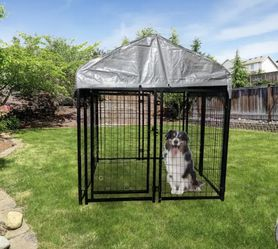 Dog Kennel With Roof for Sale in Kent,  WA