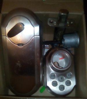 Quick Set Digital Door Lock for Sale in Fresno, CA