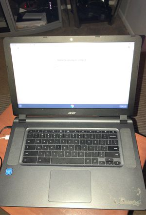 Acer chromebook model: n15q9 for Sale in Barnegat Township, NJ