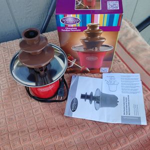 Chocolate Fondue Fountain for Sale in Olivehurst, CA