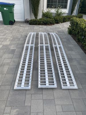 10ft Folding Arched Ramps for Sale in Mission Viejo, CA