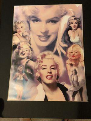 Multiple pictures of Marilyn Monroe and Audrey Hepburn. for Sale in Manassas, VA