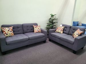 Sofa set colors available for Sale in Stanton, CA